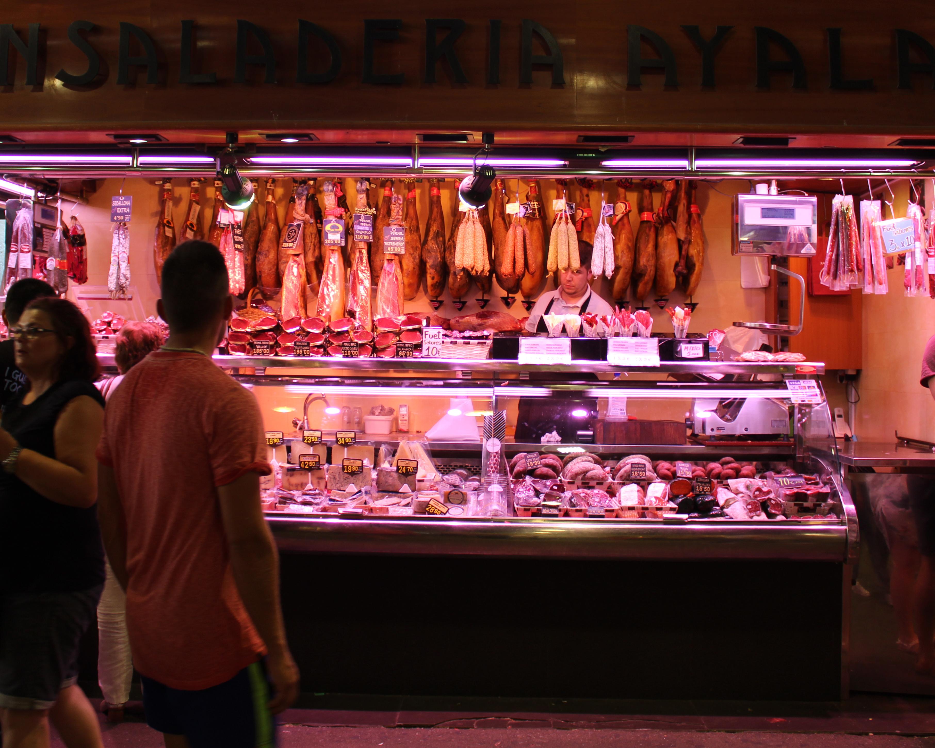 CAPA Study Abroad_Barcelona_Pillar Page_Food in Barcelona