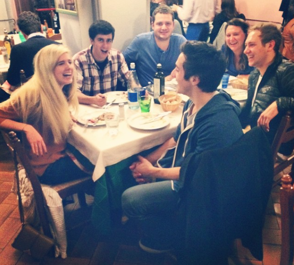 CAPAStudyAbroad_Florence_Fall2014_From_Erin_Langley_-_Thanksgiving1